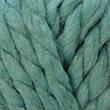 Пряжа Nako Lora 11636 темная мята (нитки для вязания Нако Лора) %20 Шерсть %80 Aкрил толстая пряжа