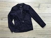 Котоновый пиджак для девочек. 134- 158 рост