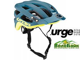Велошолом URGE SeriAll 55-58 см S/M 2019 UBP18814M синій/\зелений