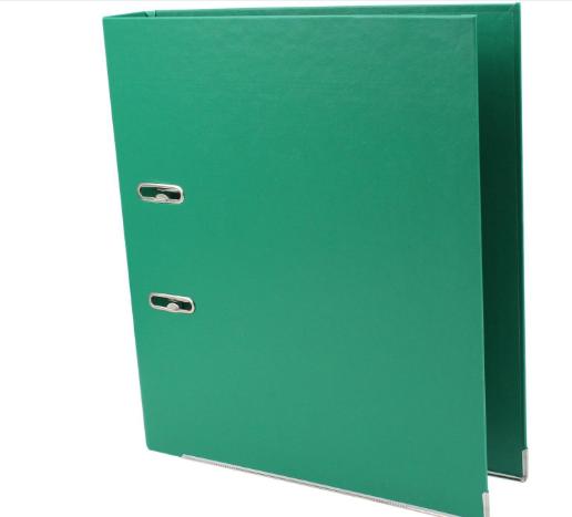 Папка-регистратор Economix Lux A4, 50 мм, зеленый E39722*-04