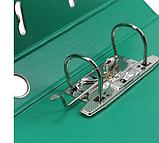 Папка-регистратор Economix Lux A4, 50 мм, зеленый E39722*-04, фото 3