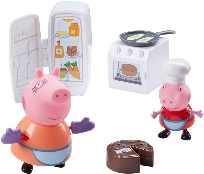 Peppa Pig Свинка Пеппа Кухня Пеппы 06148 peppa pig`s kitchen
