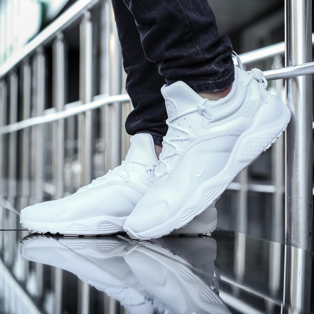 "Кроссовки Nike Huarache ""Белые"""