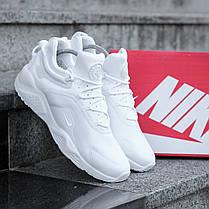 "Кроссовки Nike Huarache ""Белые"", фото 2"