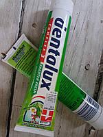 DENTALUX HERB FRESH зубная паста с германии 125мл