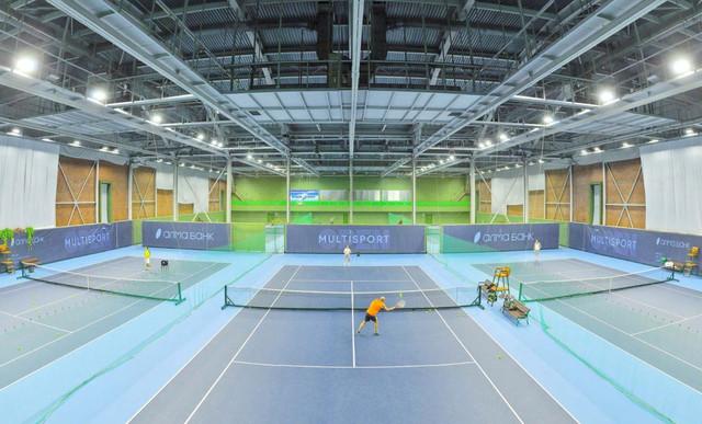 Освещение спортивных залов
