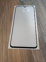 Защитное стекло Full Glue для Xiaomi Mi 9 Черное 5D
