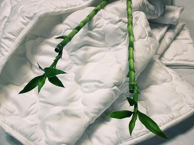 Бамбуковые и эвкалиптовые одеяла