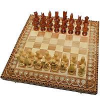 """Подарочные Шахматы """"Египет"""". 50х50 см."""