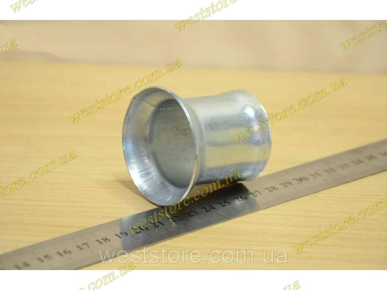 Ремвставка глушителя фланец вварная Ваз 2108,2109,21099 длинная
