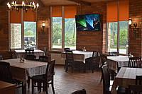 Дизайнерская мебель для ресторана от проекта до изготовление