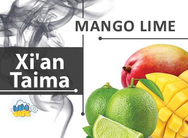 Ароматизатор xi'an Taima Mango Lime (Манго Лайм)