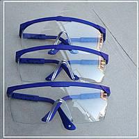 Очки защитные, прозрачные