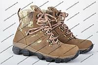 Ботинки не промокаемые (камуфляж атака)