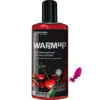 Массажное масло WARMup со вкусом вишни