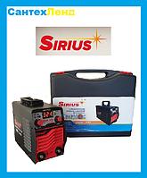 Инвертор сварочный Sirius MMA-320 Дисплей + Кейс