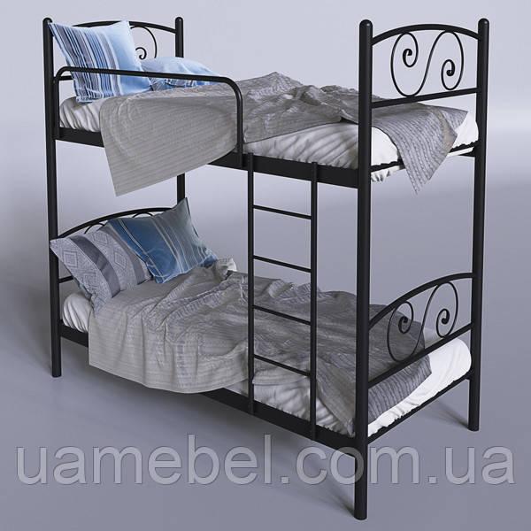 Кровать Виола двухъярусная
