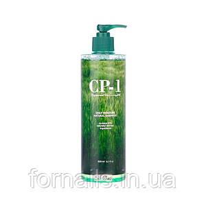 Натуральный увлажняющий шампунь, CP-1 Daily Moisture Natural Shampoo 500 мл
