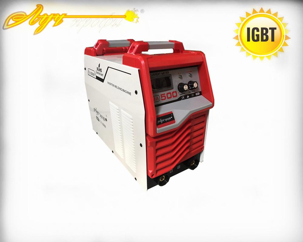 Промышленный сварочный инвертор Луч-профи MMA 500 (380V)