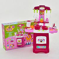 Детская кухня со звуком и светом