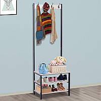 Вешалка для одежды в стиле LOFT (NS-970000228), фото 1