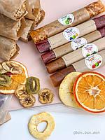 Пастила натуральная фруктовая без сахара и красителей