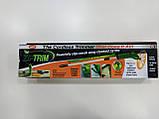 Портативний тример для садового декору Zip Trim, ручна бездротова газонокосарка для трави Зип Трим, фото 9