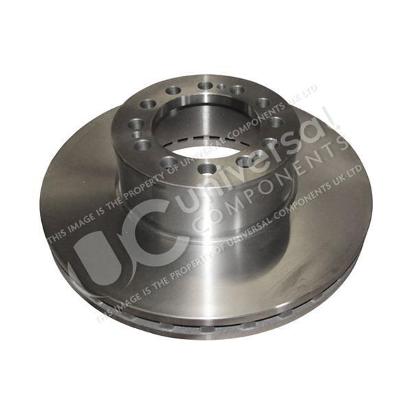 Тормозной диск MAN F2000 432x45x130mm 81508030023