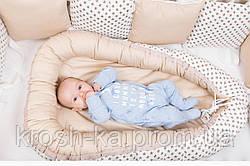 Зачем нужно кокон-гнездышко для новорожденных?