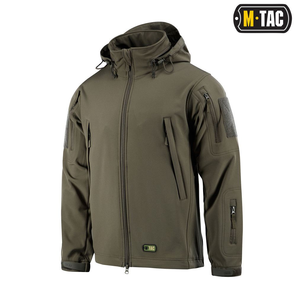 M-Tac Куртка Softshell олива