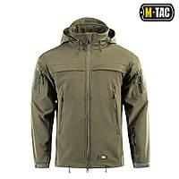 M-Tac Куртка Softshell Police олива, фото 1