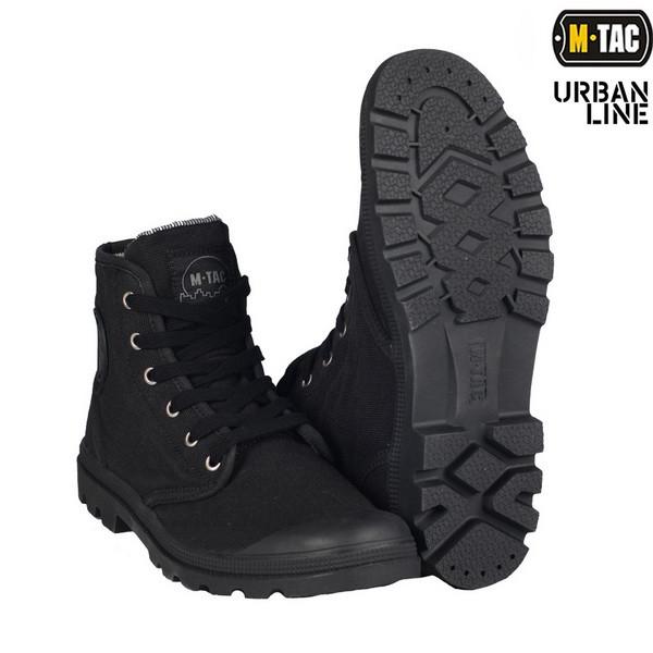 M-Tac Кеды черные