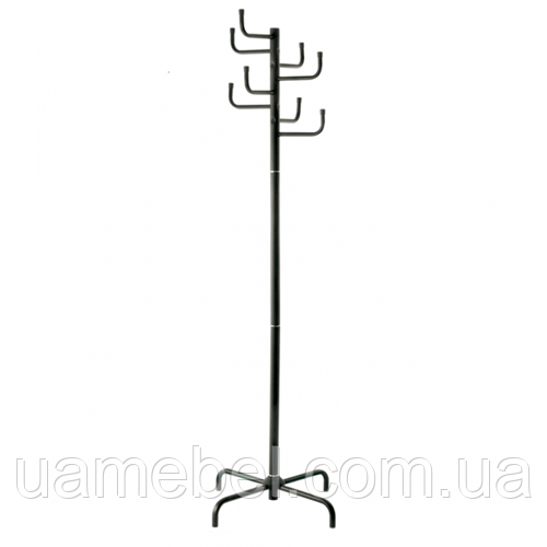 Вешалка напольная Cactus black (Кактус черная)