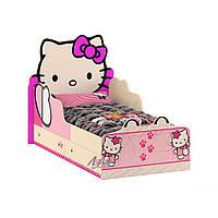 Кровать для девочки Хелло Китти (Hello Kitty)
