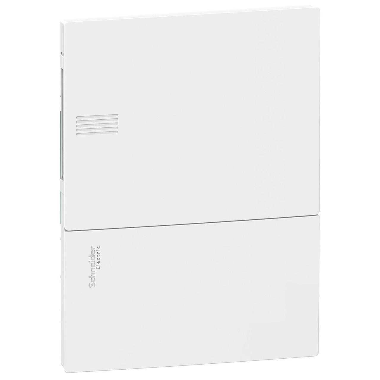Щит встраиваемый Schneider Mini Pragma 1 ряд 6 модулей IK07 63А 2 клеммы IP40