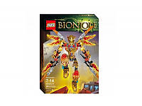 Конструктор (аналог lego bionicle) 4 вида