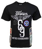 Футболка Top Gun Flags Tee TGM1903 (Black), фото 1
