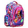 Рюкзак шкільний для дівчинки Class бузковий 9825