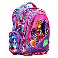 Рюкзак шкільний для дівчинки Class бузковий 9825, фото 1