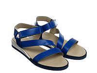 Босоніжки Etor 5960-10544-5 синій, фото 1