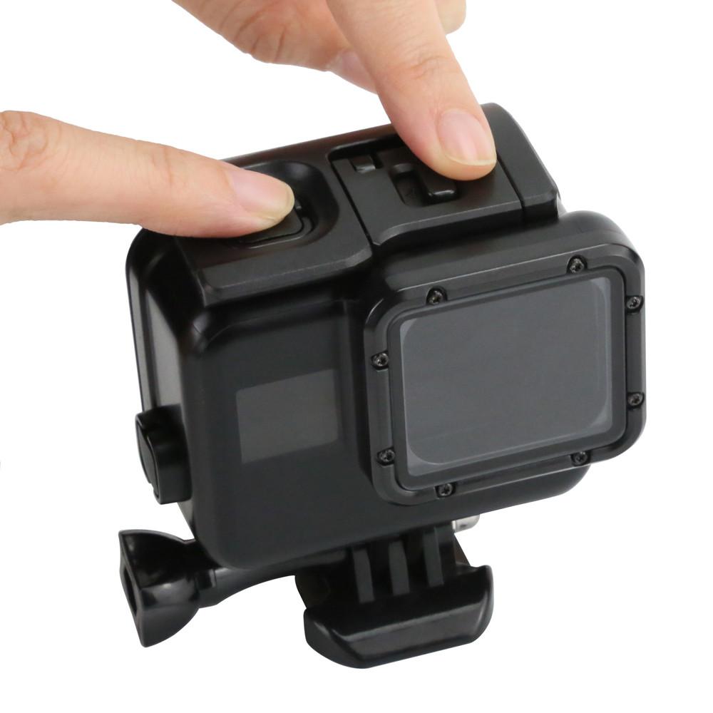 Аквабокс, подводный бокс для экшн камеры GoPro HERO 5/6/7 Black HERO 2018