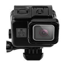 Аквабокс, подводный бокс для экшн камеры GoPro HERO 5/6/7 Black HERO 2018, фото 2