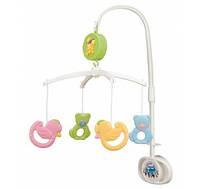 Мобиль детский пластиковый Мишки и утки ТМ Canpol Babies