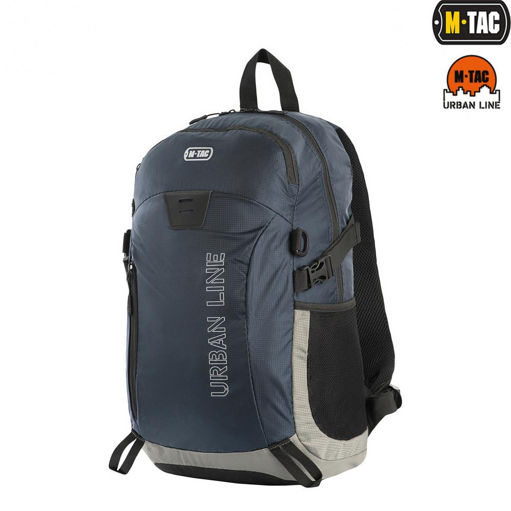 M-Tac Рюкзак Urban Line Light Pack синій