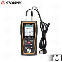 Толщиномер металла SNDWAY SW-6510