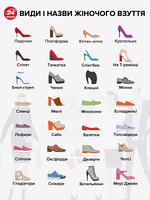А ти знаеш яке взуття носиш?