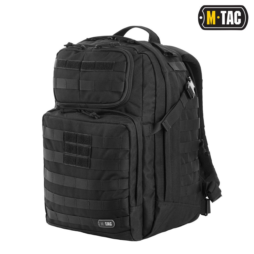 M-Tac Рюкзак Pathfinder Pack 34 л чорний