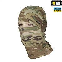 M-Tac Балаклава ніндзя Elite фліс Multicam, фото 1