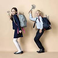 Базовий шкільний гардероб: що повинно бути в шафі дівчинки та хлопчика