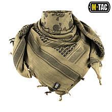 M-Tac Шарф шемаг Pirate Skull олива / черный